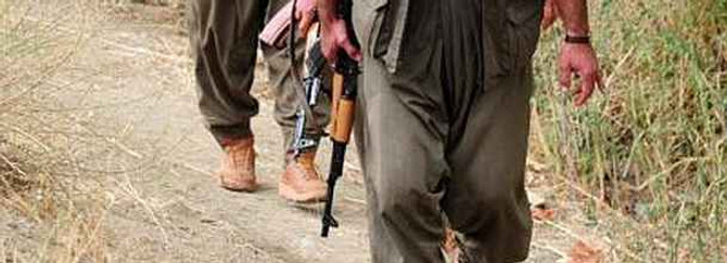 24 teröristin katıldığı eylemler tespit edildi