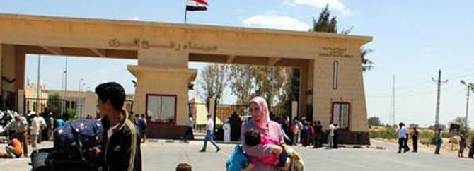 Refah Sınır Kapısı bayram boyunca kapalı