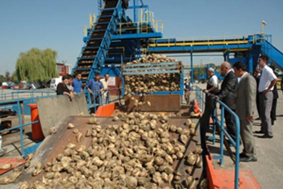 Kayseri Şeker Fabrikası'ndan çiftçiye 15 milyon YTL