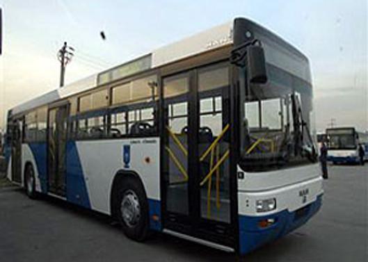 Başkentte doğalgazlı otobüs sayısı arttı