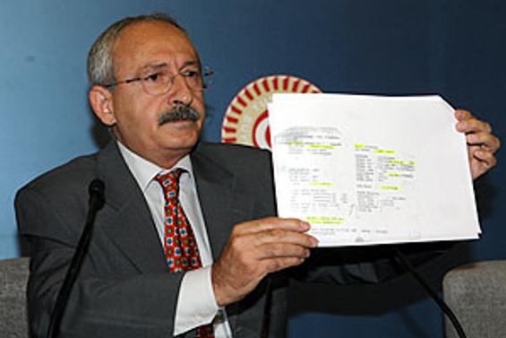 Kılıçdaroğlu'ndan yeni iddia: Yeşil alan için 2.5 milyon YTL harcandı