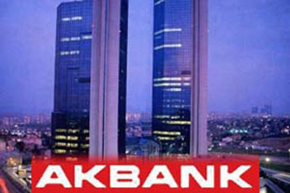 Akbank ilk yarı kârını yüzde 38 artırdı