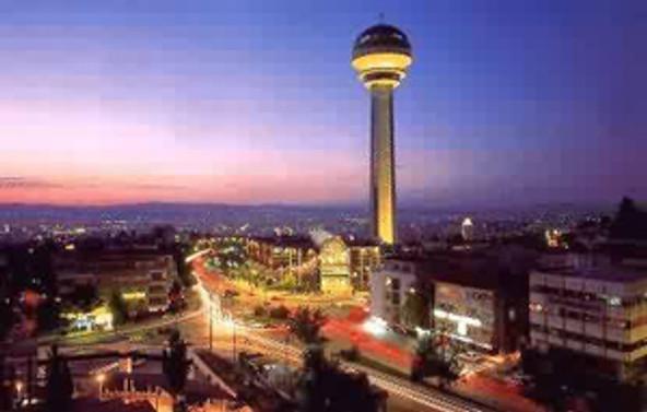Ankara'da üst geçit için ihale açıldı