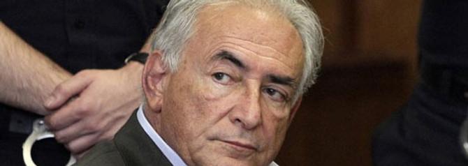 IMF Başkanı Strauss-Kahn İstanbul'a geldi