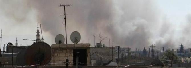 Hama'da patlama: 54 ölü