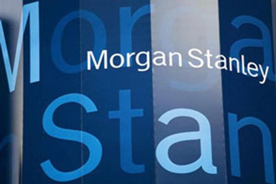 Morgan Stanley kötü bir dönem geçirdi