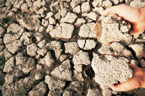 Türkiye, kuraklık riskiyle karşı karşıya