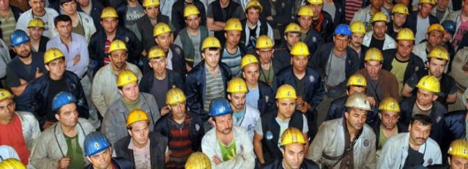 Madencilere çip takılacak