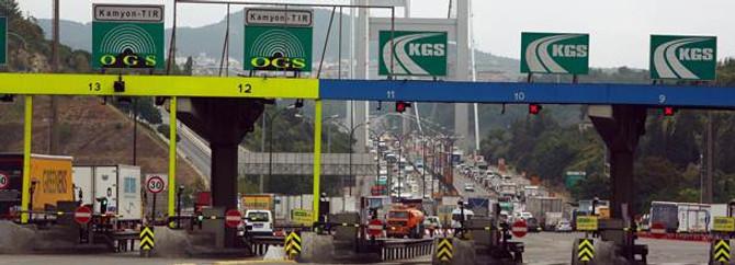 Köprü ve otoyollar nasıl ücretlendirilecek?