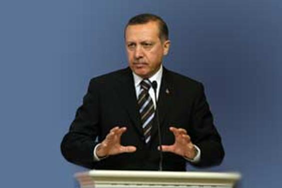 Başbakan Erdoğan New York'ta