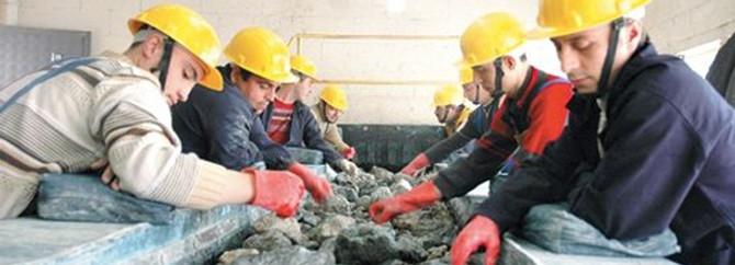 Çin'e ihracatı maden domine etti