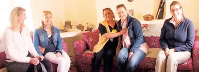 Susuz köy alternatif turizme açılıyor