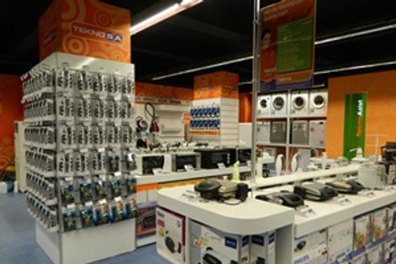 TeknoSA, Bingöl'de ilk mağazasını açtı