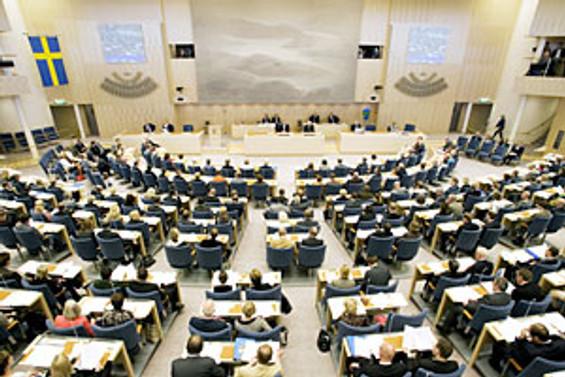 İsveç'te yeni hükümet kuruldu