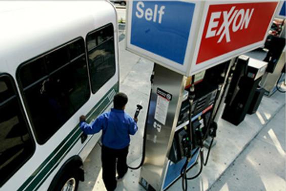 Exxon Mobil, 7,56 milyar dolar kar etti