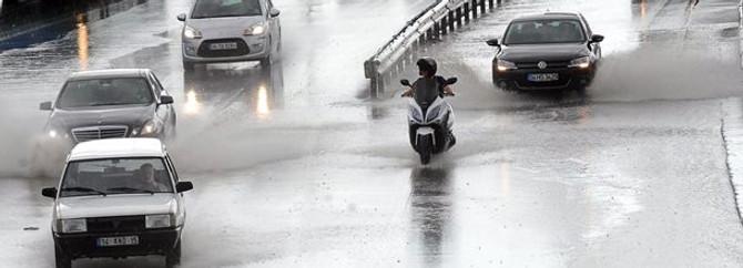 İstanbul hafta sonuna kadar yağışlı