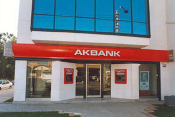 Akbank'ta net kar, 1 milyar 215 milyon YTL