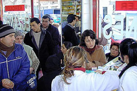 Raporlu hastalar ilaçlarını alamıyor