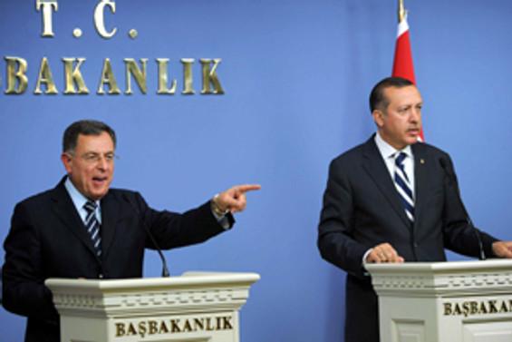Türkiye-Lübnan görüşmeleri yapıldı