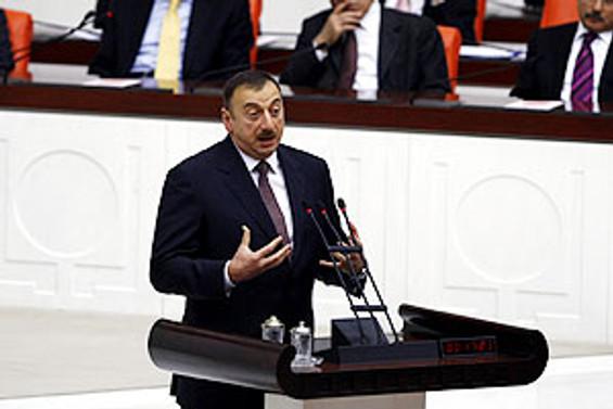"""""""Azerbaycan enerji konularında güvenilir ortak olmayı sürdürecek"""""""