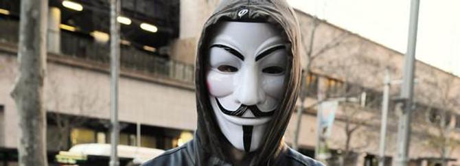 Anonymous Başbakanlık'ın sitesini hack'ledi