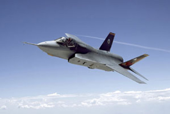 F-35'in orta gövdesi TAI tesislerinde üretilecek