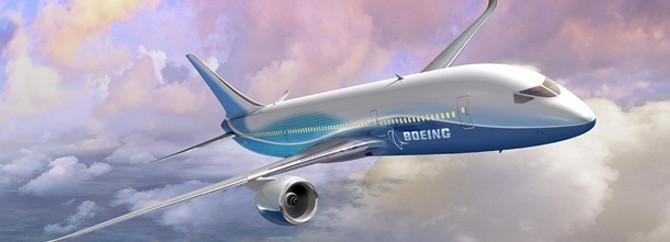 Boeing, test uçuşları için izin istedi