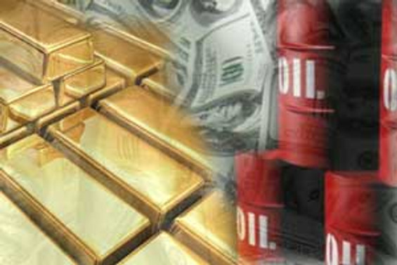Altın, petrol, bakır ve mısır yükseliyor