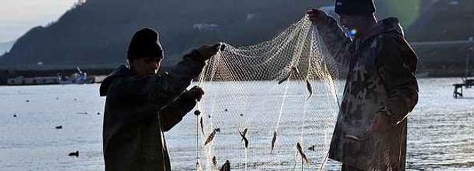 Balıkçılar artık ne üşüyecek ne de ıslanacak