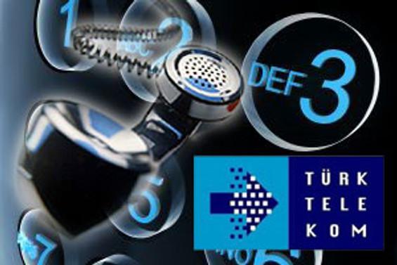 Telekom: Yatırım konusunda Evrensel Hizmet Fonundan katkı alınmadı