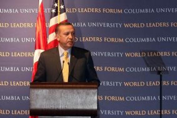Erdoğan, Obama'nın temsilcileriyle görüştü