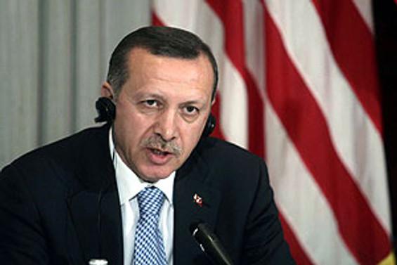 Erdoğan Brookings Enstitüsü'nde konuştu