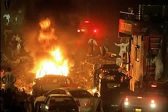 Bağdat'ta intihar saldırısı: 30 ölü