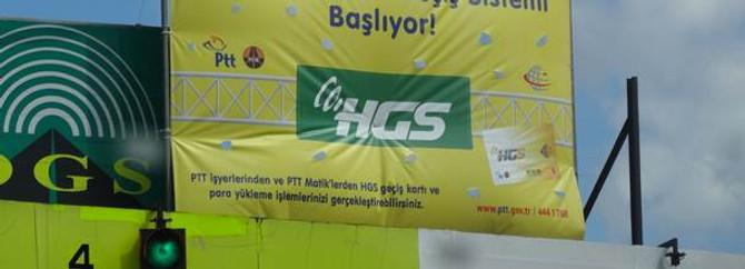 HGS Avea merkezlerinden de alınabilecek