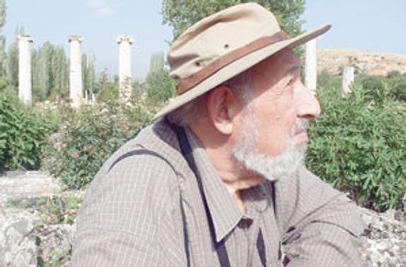 Ara Güler'e 'büyük madalya'
