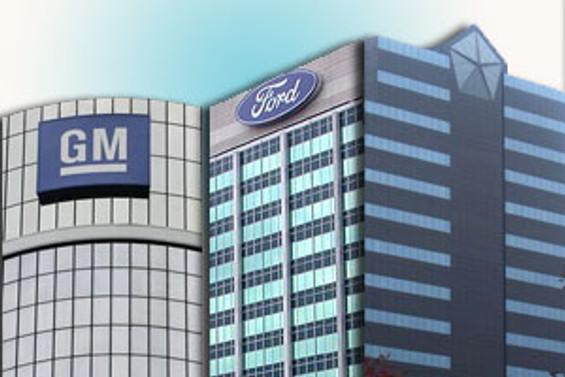 Ford satışlarda GM'ye fark attı