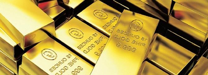 Altının onsu tekrar 1.710 doların üzerinde