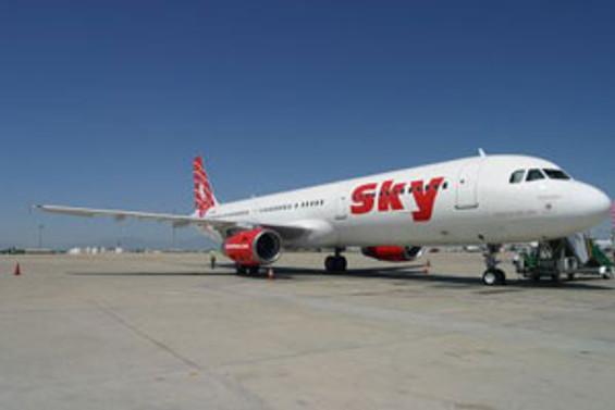 Sky Airlines, iç hatlarda uçacak
