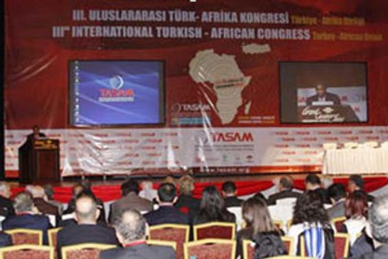 Uluslararası Türk-Afrika Kongresi, yarın başlıyor