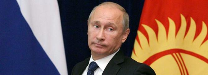 Putin'i beklerken