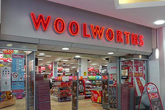 İngiltere Woolworths'u kayyuma devretti
