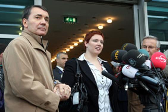 Rehin alınan Türk, yurda döndü