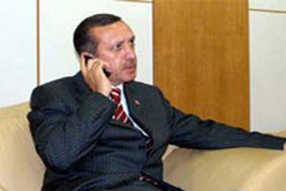 Başbakan Erdoğan, Ban Ki-Mun'u aradı