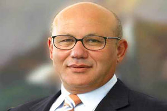 Talat, Verheugen'i kabul etti