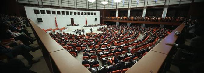 Meclis, haftaya Petrol Kanunu ile başlayacak