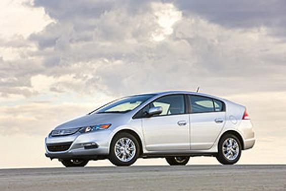 Japonya'da en çok satan otomobil; Honda Insight Hibrid