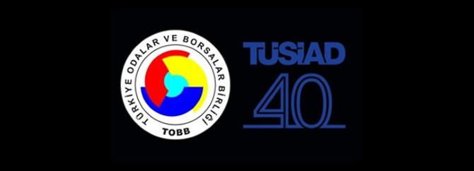 TÜSİAD ve TOBB'un eski başkanlarını dinlediler