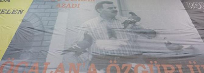 """""""Öcalan'ın masumiyeti"""" filmi vizyonda"""