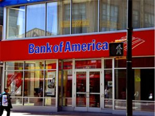 Bank of America zarar etti