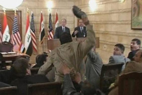 """""""Ben özgürüm, ancak Irak hala esir"""""""
